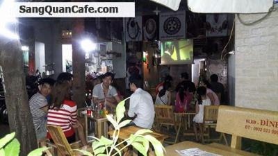 Sang quán cafe nhượng quyền thương hiệu cofee bean Sai Gòn