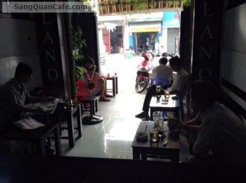 Sang quán cafe nhượng quyền thương hiệu Milano