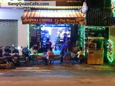 Sang quán cafe nhượng quyền thương hiêu Napoli