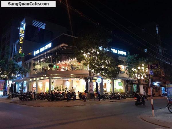 Sang quán Cafe Nhượng quyền Viva Star Góc 2 mặt tiền