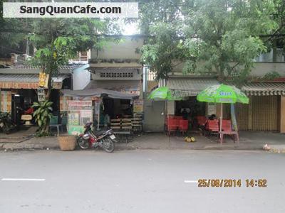 Sang quán cafe - nước mía quận Tân Phú
