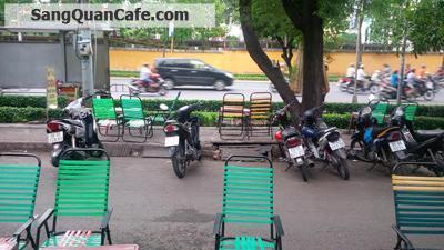 Sang quán cafe ở Gò Vấp