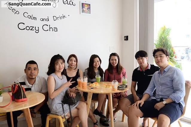 Sang quán cafe ở Phú Mỹ Hưng quận 7