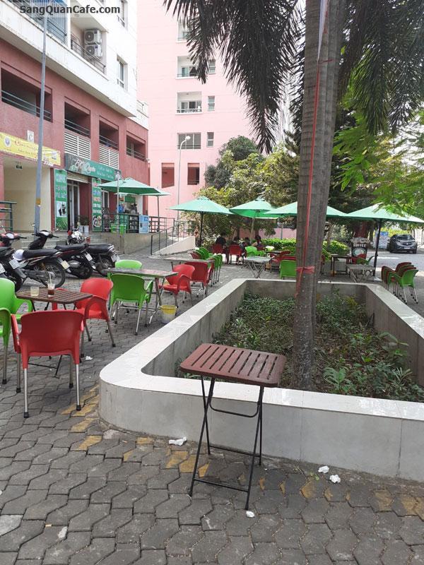 Sang Quán Cafe Pha Máy + Điểm Tâm Sáng