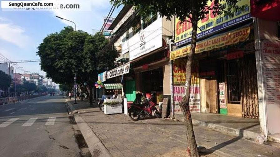 Sang quán cafe pha máy Espresso gần trường ĐH CN4 Gò Vấp