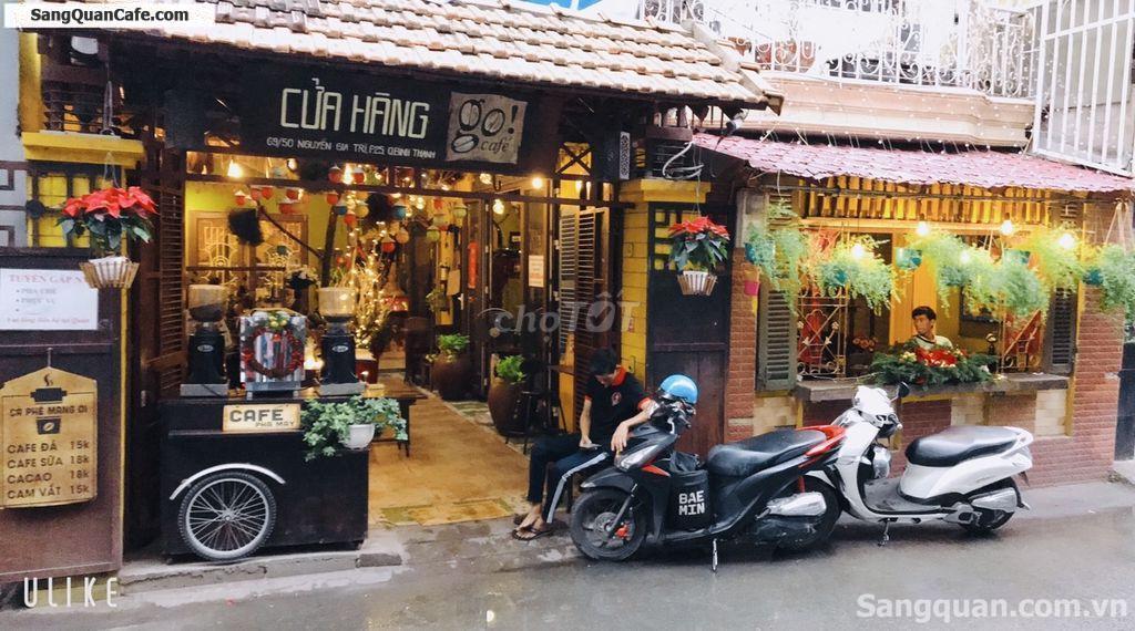Sang quán cafe phong cách hoài cổ