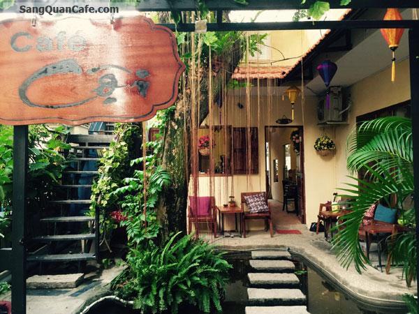 Sang quán cafe phong cách Phố cổ Hội An