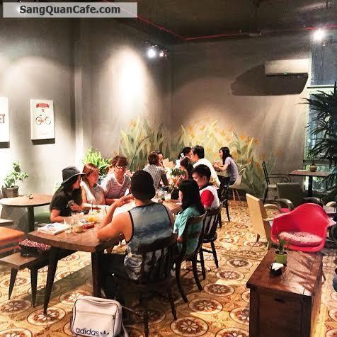 Sang quán cafe phong cách Vintage  trung tâm quận 3