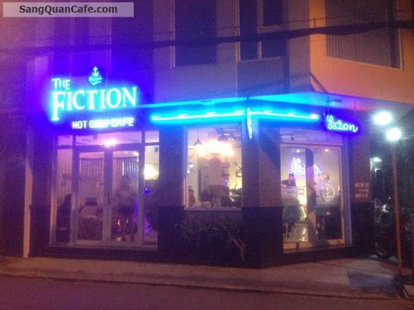 Sang quán Cafe-Pub góc 2 MT Quận Tân Bình