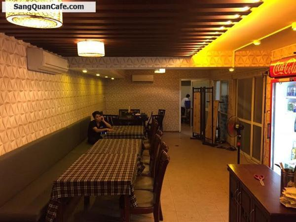 Sang quán cafe - pud khu phố tây Bùi Viện