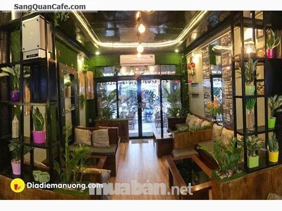 Sang quán cafe Q. 8