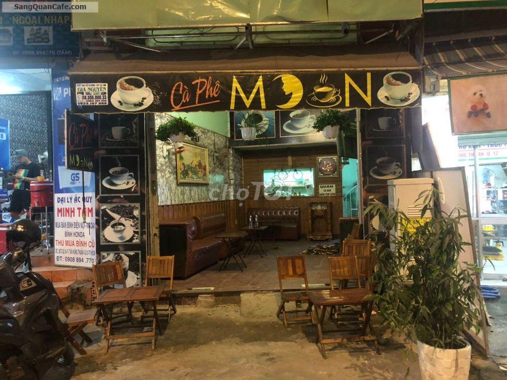 Sang quán Café quận 12 giá hợp lý