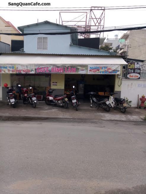 Sang Quán Cafe, trà sữa Quận 9