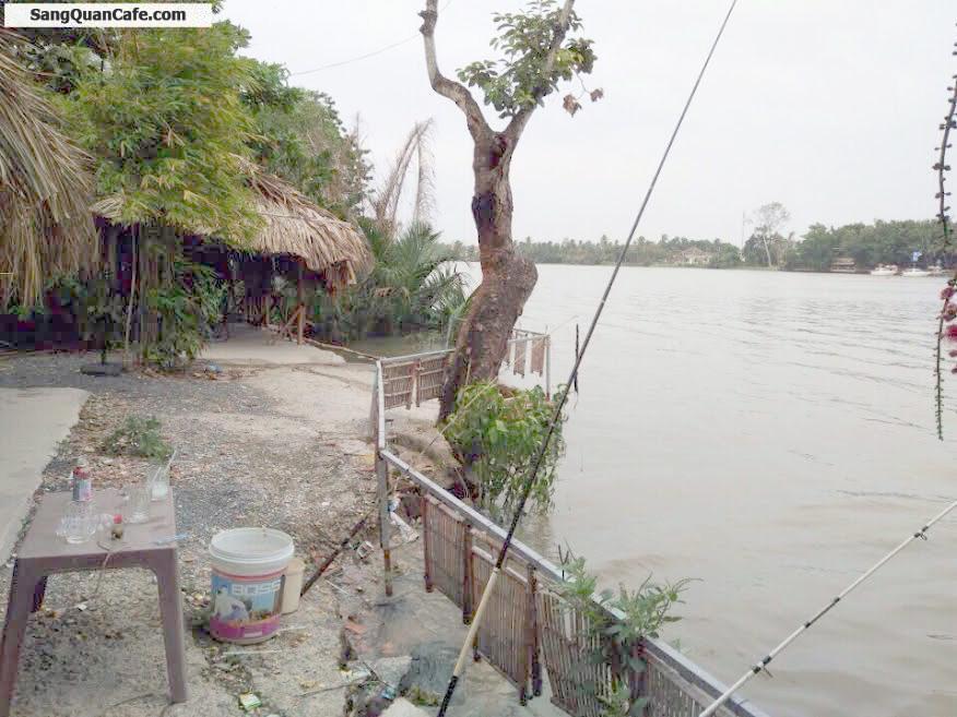 Sang hoặc cho thuê quán cafe, quán ăn ven sông Sai Gòn