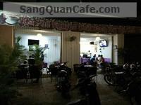Sang quán cafe quận Bình Tân.