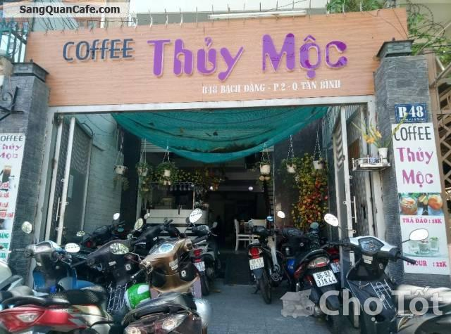 Sang quán cafe quán cafe gần sân bay có chồ ở