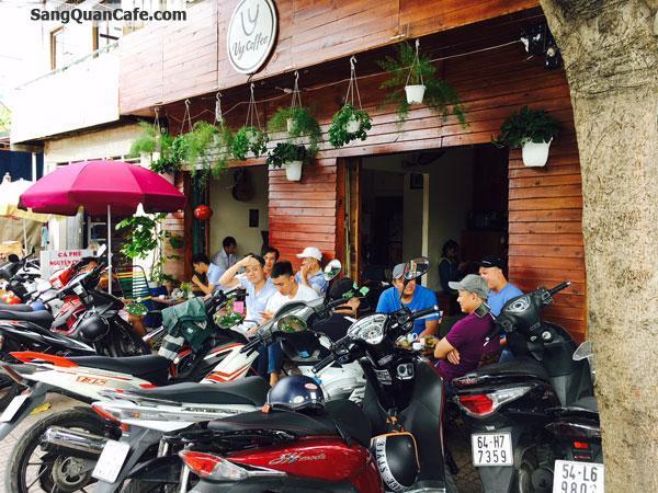 Sang quán cafe quán gỗ, hoài cổ