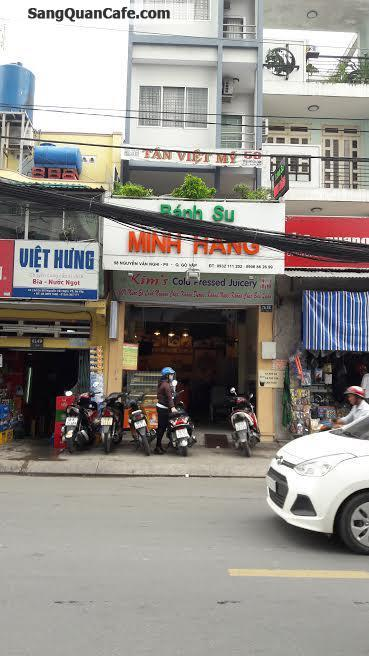 Sang quán cafe quận Gò Vấp