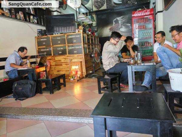Sang cafe rang xay Milano quận Gò Vấp