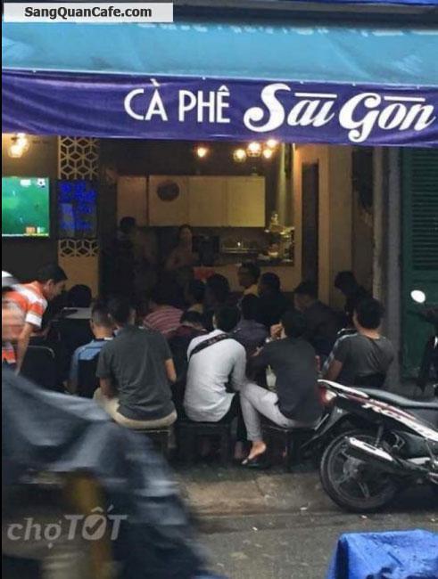 Sang quán cafe Quận Phú Nhuận 40m²
