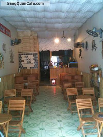 Sang quán cafe quận Tân Phú 28 triệu