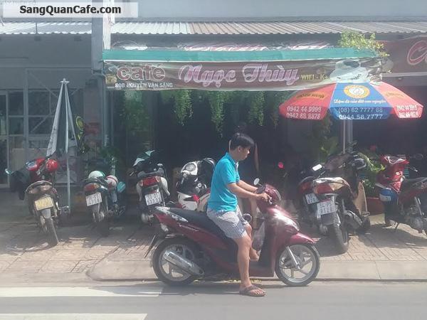 Sang quan cafe quận Tân Phú