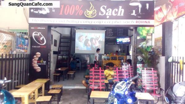 Sang quán cafe rang xay, bóng đá thương hiệu Rovina