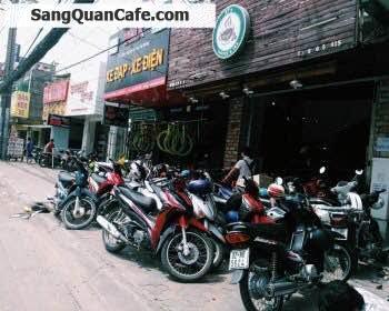 Sang quán cafe rang xay đường Quang Trung