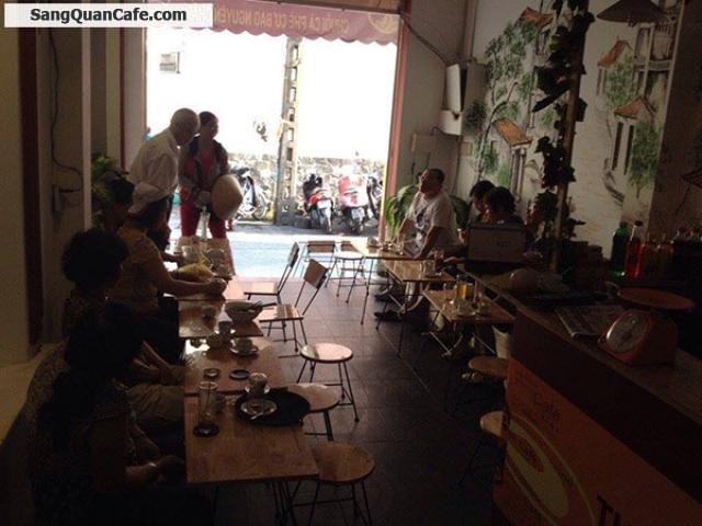 Sang quán cafe rang xay quận 11