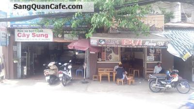 Sang quán cafe rửa xe thu nhập cao Quận Gò Vấp