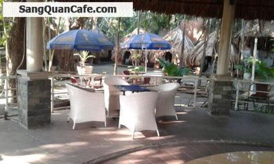 Sang quán cafe sân vườn xưa và nay ngay ngã tư Mỹ Phước 1