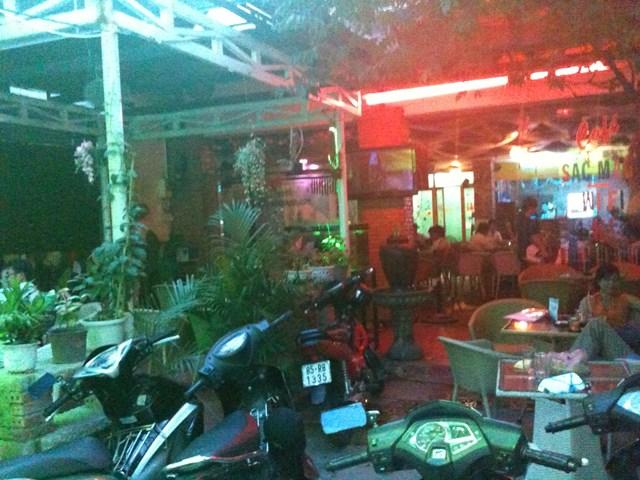 Sang quán cafe Sắc Màu