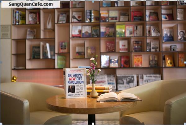 Sang quán cafe sách quận 1 đã hoạt động ổn định