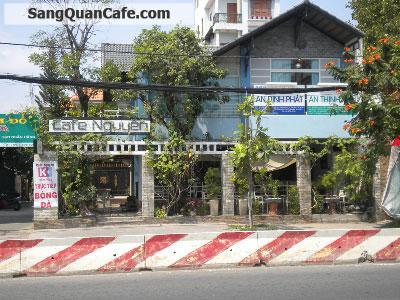 Sang quán cafe sân vườn + cơm văn phòng 426 Huỳnh Tấn Phát, TT Nhà Bè