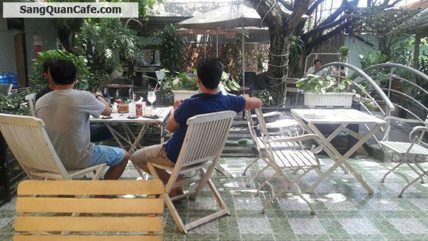 Sang quán cafe sân vườn 1000m2 quận 2