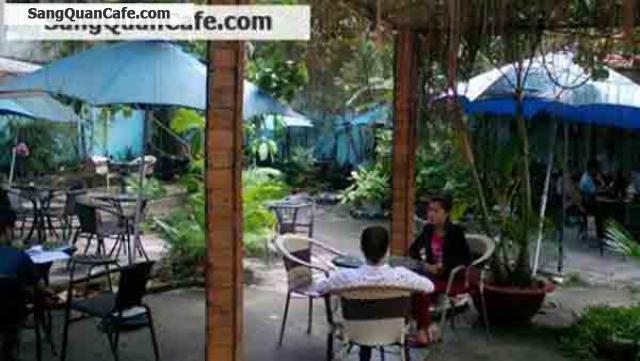 Sang quán cafe sân vườn 400m2  Phan Huy ích quận Gò vấp