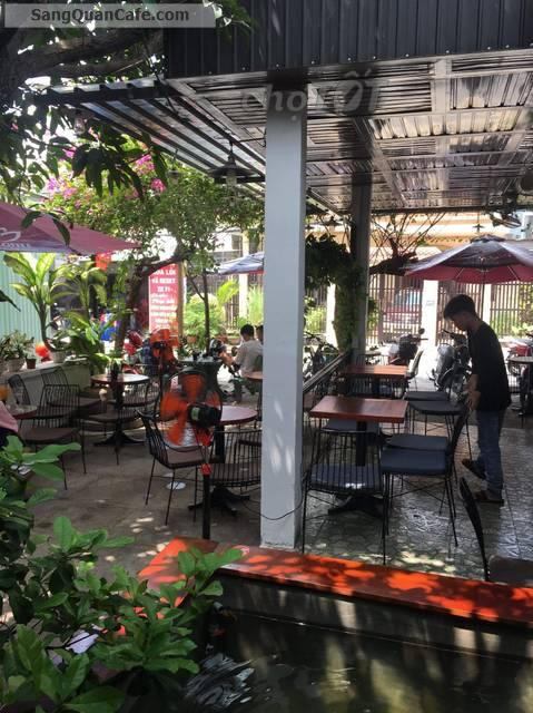 Sang quán cafe Sân Vườn