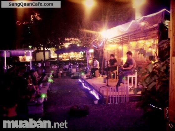 Sang quán cafe sân vườn Acoutics Thị Xã Dĩ An Bình Dương