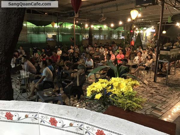 Sang Quán Cafe Sân Vườn Bình Chiểu Thủ Đức