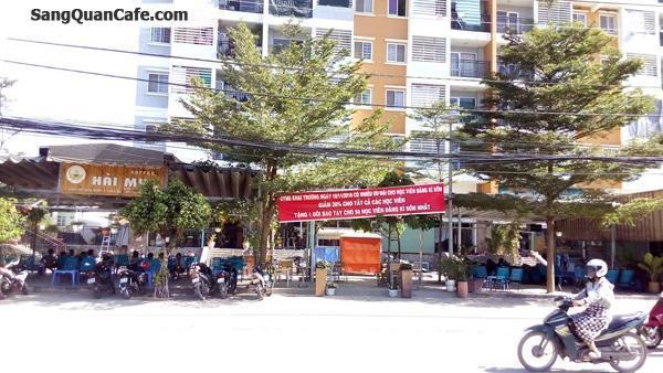 Sang quán cafe sân vườn - Bóng đá full hơn 500 khách