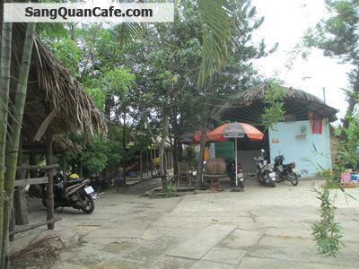 Sang quán cafe sân vườn, chòi võng