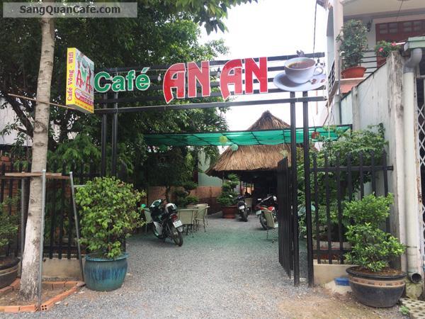 Sang quán Cafe Sân vườn - Chòi Võng