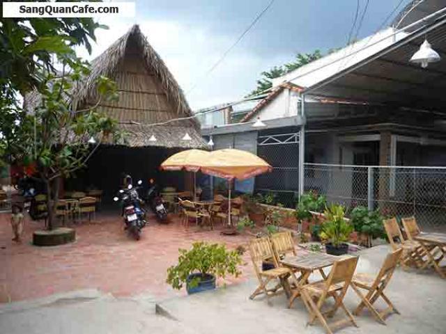 Sang quán cafe sân vườn, chòi võng quận 12