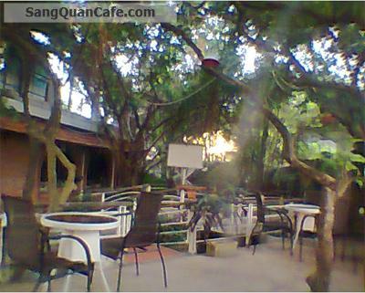 Sang quán cafe sân vườn cơm văn phòng quận 12