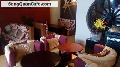 Sang quán Cafe sân vườn - Cơm văn phòng quận 3