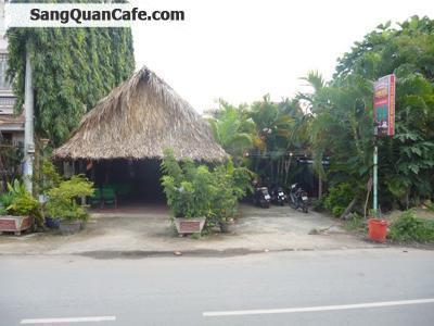 Sang quán cafe sân vườn Củ Chi