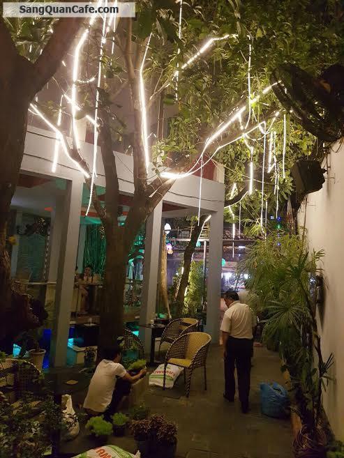 Sang quán cafe sân vườn đường Huỳnh Tấn Phát