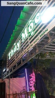 Sang quán cafe sân vườn đường Nguyễn Ảnh Thủ