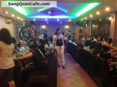 Sang quán cafe sân vườn đường Tân Kỳ Tân Quý