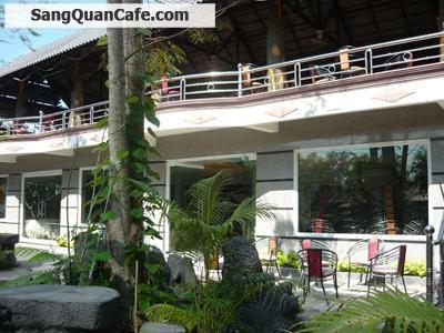 Sang quán Cafe sân vườn hoặc cho thuê mặt bằng